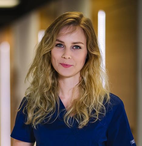 Sonia Zaleska - Internista